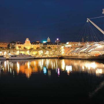 Porto Antico Notturno