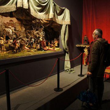 Presepi genovesi - Palazzo Rosso  - Rinaldi - ©genovacittadigitale