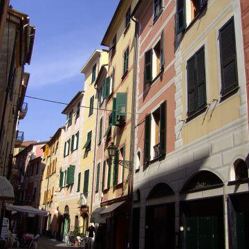 Rapallo: centro storico - Foto Ufficio Comunicazione Città Metropolitana di Geno
