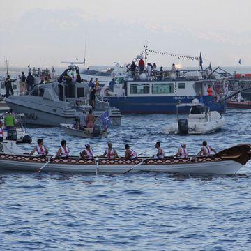 The Regatta of the Ancient Maritime Republics - Amalfi 2012 - Giordanella