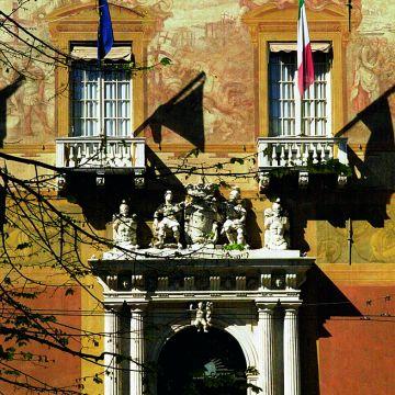 Palazzo Antonio Doria, oggi Prefettura