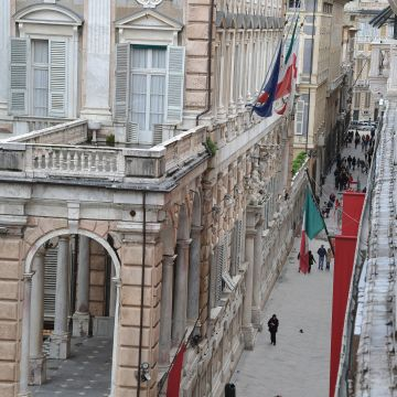 Palazzo Nicolò Grimaldi, oggi Palazzo Tursi