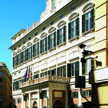 Palazzo Gerolamo Grimaldi, della Meridiana