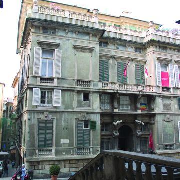 Palazzo Gio. Carlo Brignole (Palazzo Durazzo) - facciata