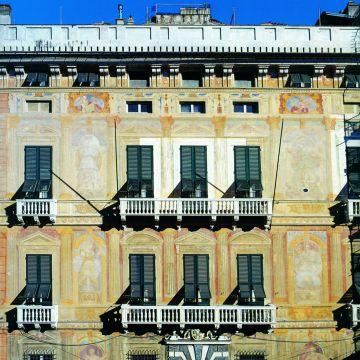 Palazzo Paolo e Nicolò Interiano, poi Pallavicino