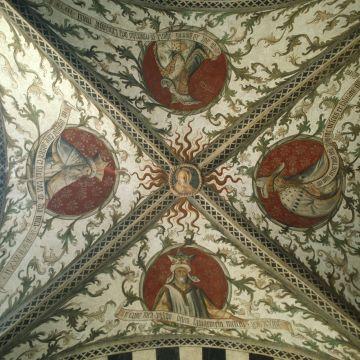 Loggia - Figure di Profeti - XV secolo - ©Dario Grimoldi
