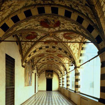 Loggia dell'Annunciazione - ©Archivio Scala