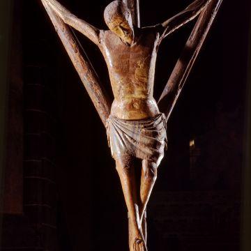 Cristo Moro - inizio XIV secolo - ©Archivio Scala
