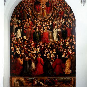 Ludovico Brea - Pala di Ognissanti - 1513 - ©Dario Grimoldi