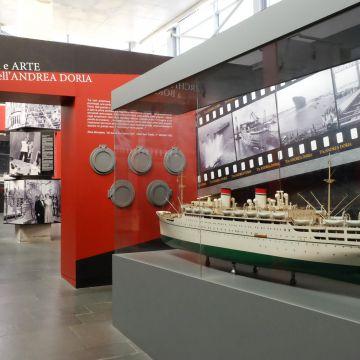 Galata Museo del Mare - Sala Andrea Doria