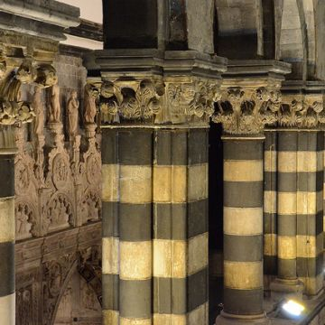 Cathedral of San Lorenzo - interior - Marino - © genovacittadigitale