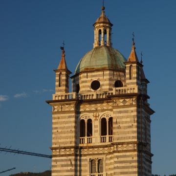 Cathedral of San Lorenzo - tower - © Erico Monaci