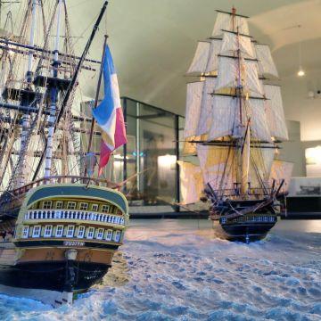 Galata Museo del Mare - Diorama - Secondo Piano - Sala 14