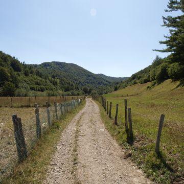 Sentiero a Ventarola foto E.Monaci