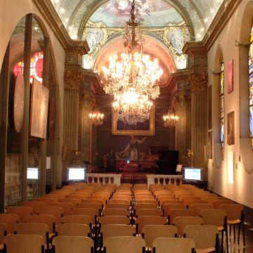 Museo dei Beni Culturali Cappuccini - mausoleo di Santa Caterina da Genova