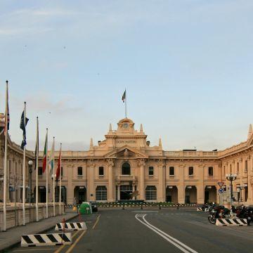 Stazione Maritima - foto: Jensens (public domain.)