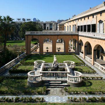 Villa del Principe Palazzo di Andrea Doria - Giardino del Satiro