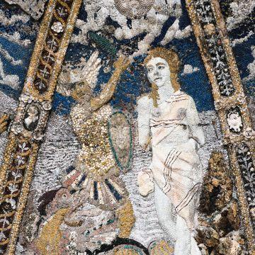 Galeazzo Alessi, decorazioni della Grotta Doria