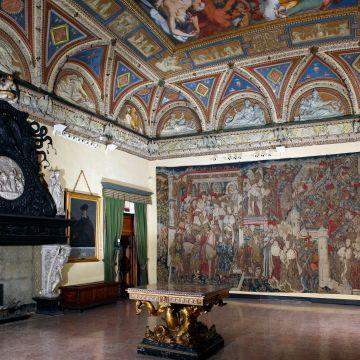 Villa del Principe Palazzo di Andrea Doria - Salone dei Giganti