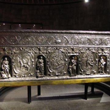 Museo del Tesoro della Cattedrale di San Lorenzo - Zaccaria e paliotti