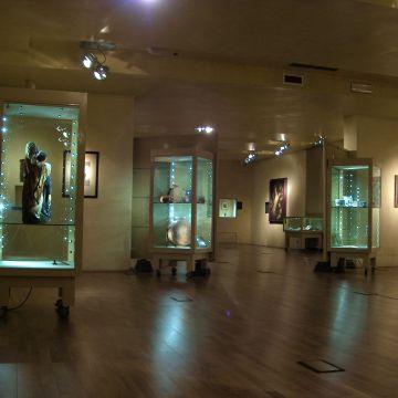 Museo dei Cappuccini - angolo Sacra Selva