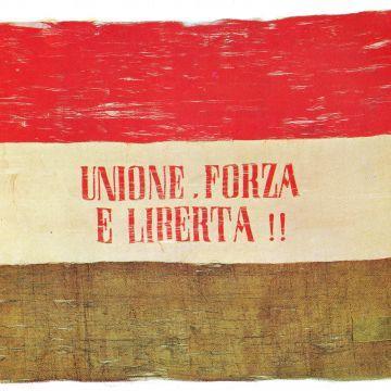 Museo del Risorgimento - bandiera della Giovine Italia