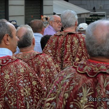Confraternities in procession - Foto: Molinari @genovacittadigitale