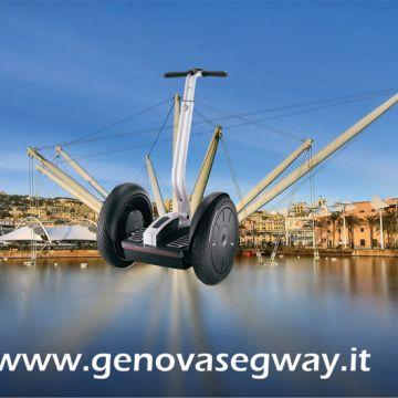 Genova Segway, ph. by  www.genovasegway.it