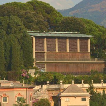 Museo d'arte orientale Edoardo Chiossone - esterno - © Genovacittadigitale