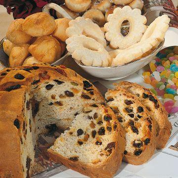 Pandolce (sweetbread) - © M&R Comunicazione - Genova