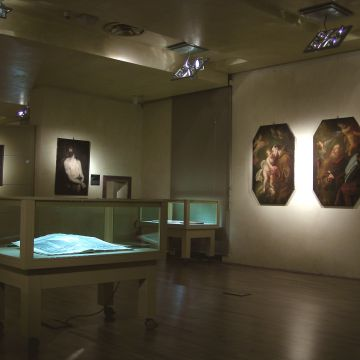 Museo dei Cappuccini - particolare sala