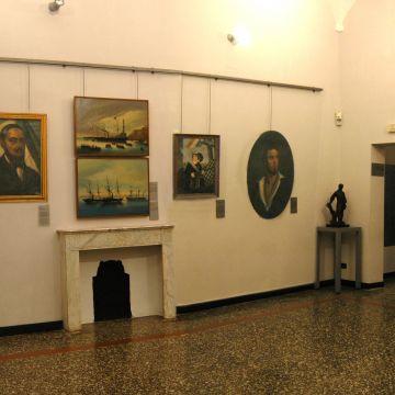 Museo del Risorgimento - sala Mazzini
