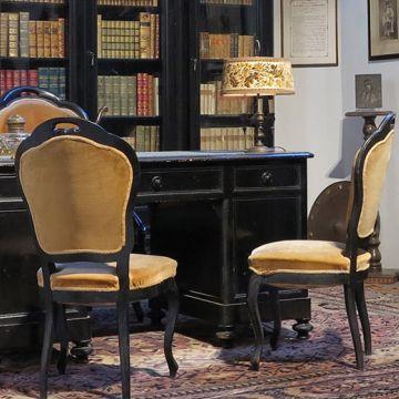 Museo Biblioteca dell'Attore - studio di Tommaso Salvini