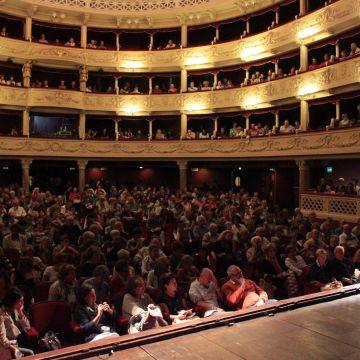 Il teatro Gustavo Modena